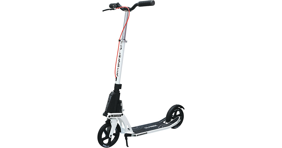 Authentic · AUTHENTIC SPORTS Scooter Globber my too 18.0 KS Brake, weiß