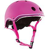 """Шлем Globber """"Junior"""", розовый неон"""