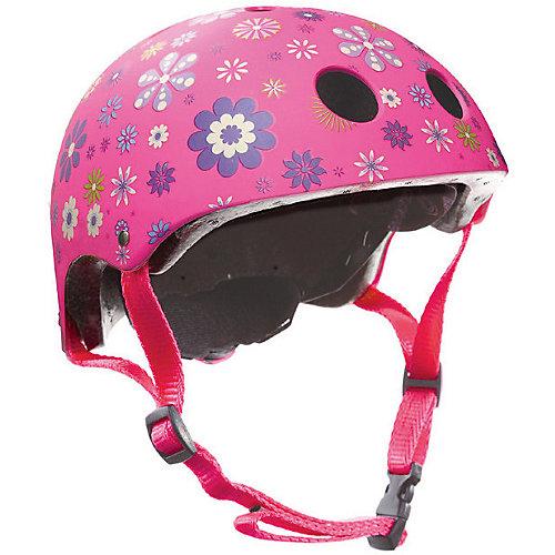 """Шлем Globber """"Printed Junior"""", розовый от Globber"""