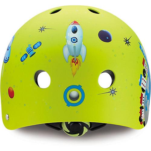 """Шлем Globber """"Printed Junior"""", зеленый от Globber"""