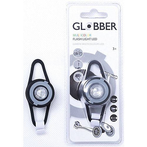 Габаритный фонарь Globber, черный от Globber