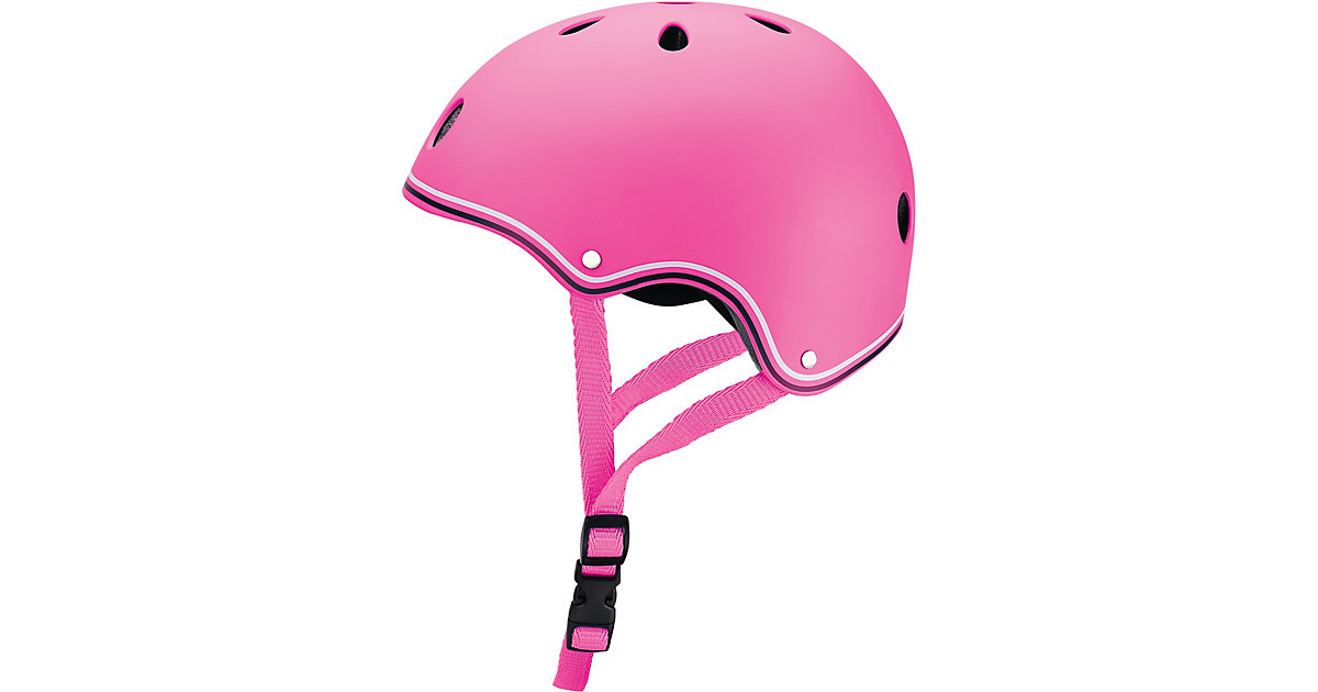Helm Junior, XS/S (51-54 cm) neon pink