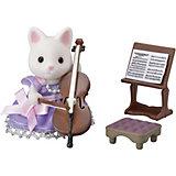 """Набор Sylvanian Families """"Концерт с виолончелью"""""""