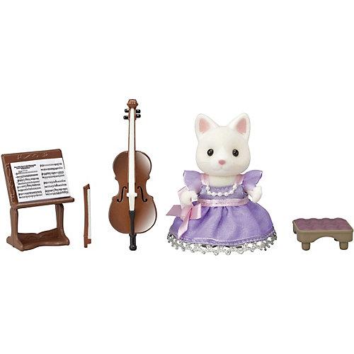 """Набор Sylvanian Families Series Town """"Концерт с виолончелью"""" от Эпоха Чудес"""