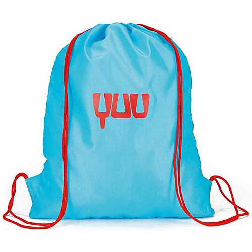 """Ранец YUU """"Max Bluu"""" - синий/зеленый от YUU"""