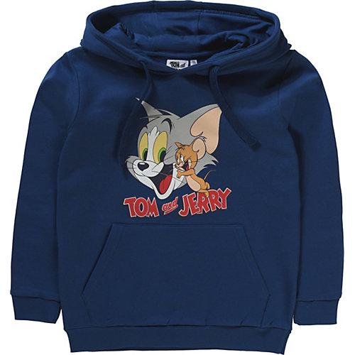 Tom and Jerry Kapuzenpullover Gr. 116/122 Jungen Kinder | 04250979813309