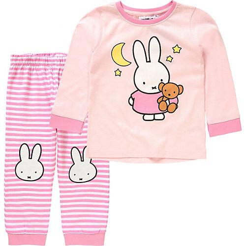 Miffy Baby Schlafanzug Gr. 104 Mädchen Kleinkinder | 04250979813941