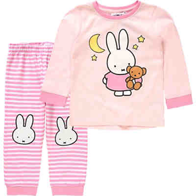 0ccf5d7b0d Miffy Baby Schlafanzug für Mädchen ...