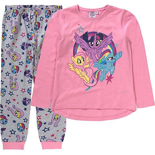 My little Pony Schlafanzug Gr. 140/146 Mädchen Kinder | 04250979814368