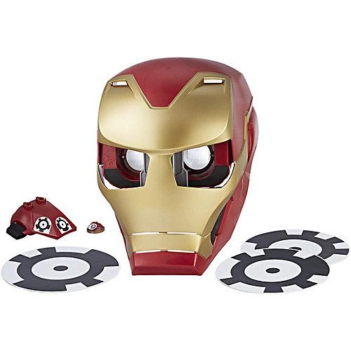 """Интерактивная маска Avengers """"Мстители"""" Железный человек, с дополненной реальностью от Hasbro"""