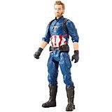 "Фигурка Avengers ""Мстители. Титаны класса А"" Капитан Америка, 30 см"