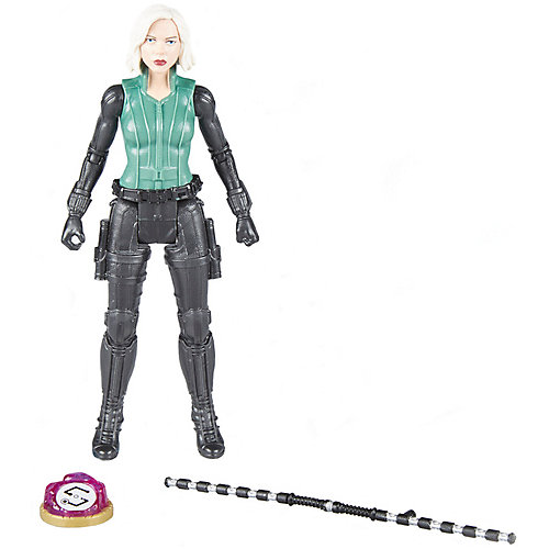"Фигурка Avengers ""Мстители и камни бесконечности"" Чёрная вдова, 15 см от Hasbro"
