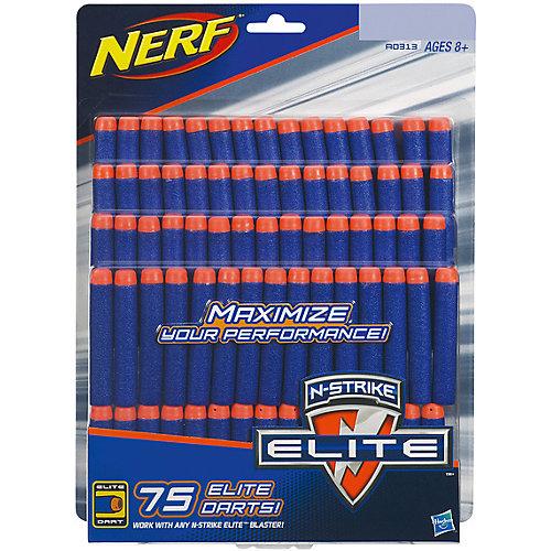 Набор стрел для бластера Nerf Элит, 75 шт. от Hasbro