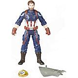 "Фигурка Avengers ""Мстители и камни бесконечности"" Капитан Америка, 15 см"
