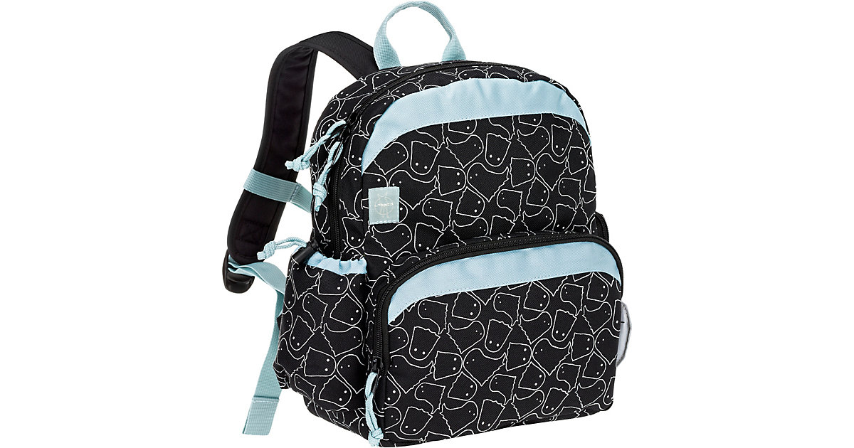 Kindergarten-Rucksack 4Kids, Medium Backpack, Spooky black