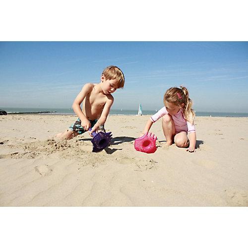 Многофункциональная игрушка для песка и снега Quut Triplet, розовая Калипсо