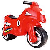 """""""Мой первый мотоцикл-каталка"""" DOLU, красный"""