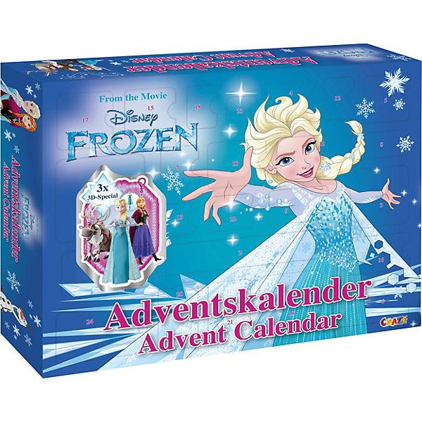 Craze Adventskalender Frozen 2018 Disney Die Eiskönigin Mytoys