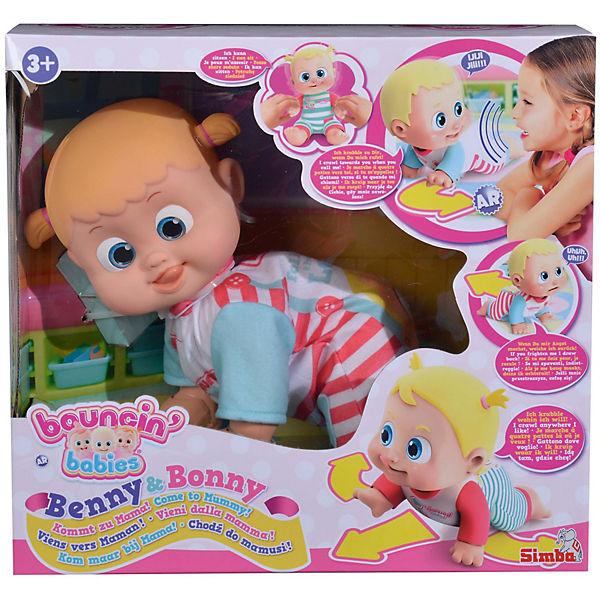 Bouncin zu Babie´s Bonny kommt zu Bouncin Mama, Simba abac11