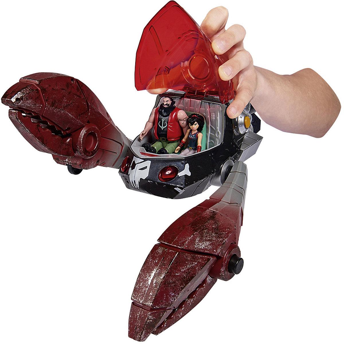 Nektons Spielzeug