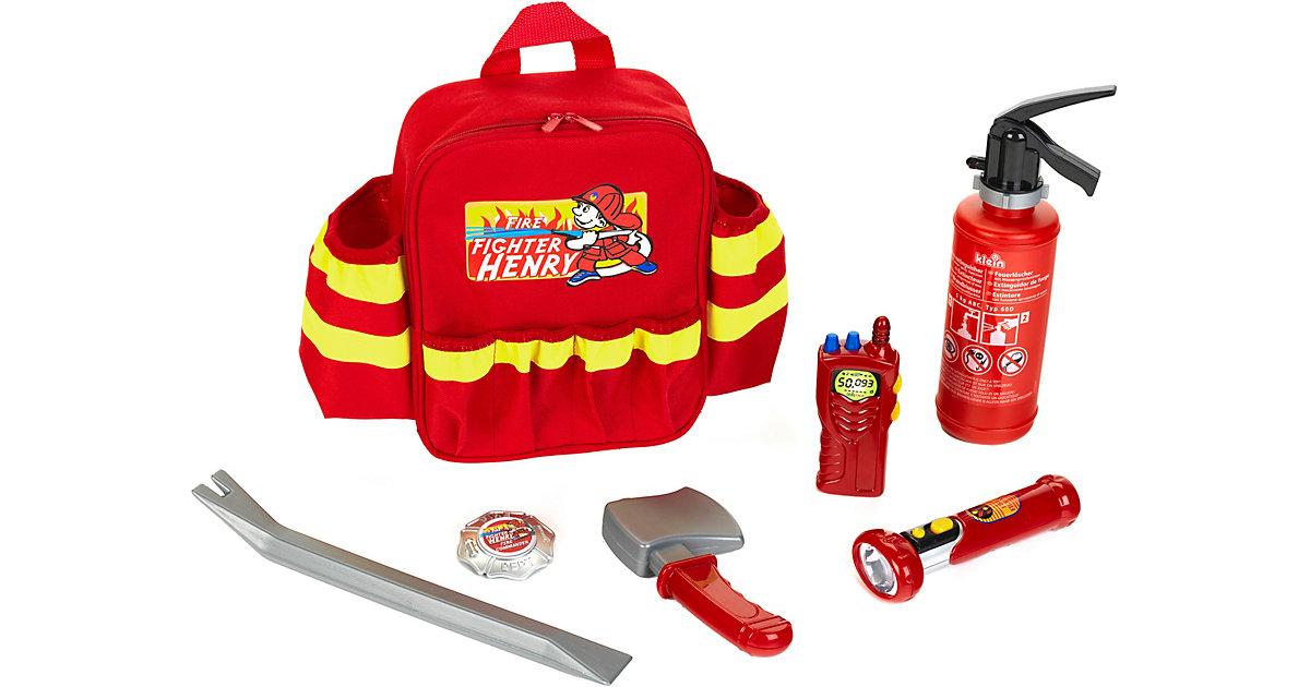 Feuerwehr Rucksack Jungen Kinder