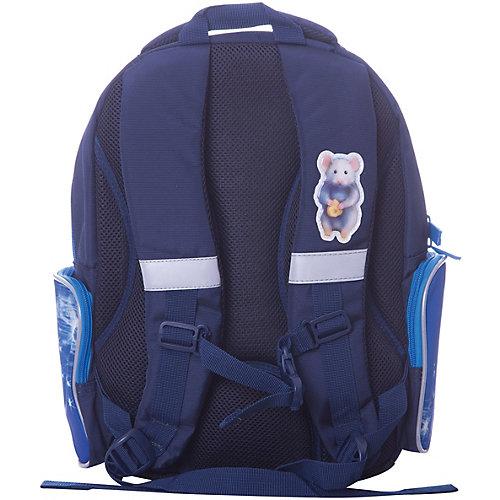 Рюкзак 4ALL Линия School 02P, синий - синий от 4ALL