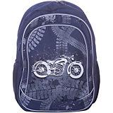 Рюкзак 4ALL Линия School, темно-синий