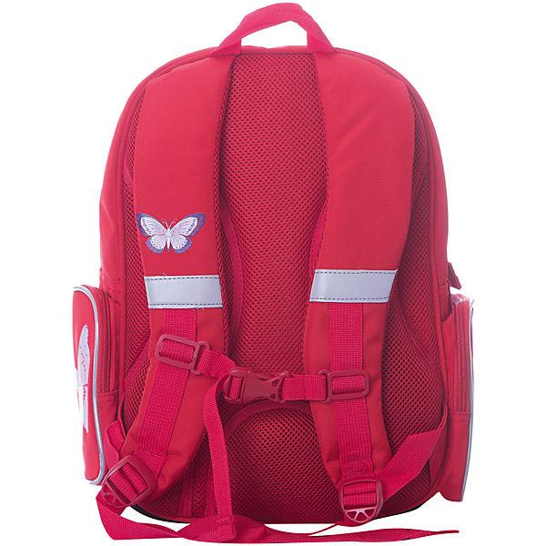 Рюкзак 4ALL Линия School, красный