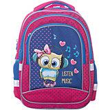 Рюкзак 4ALL Линия School, розовый