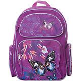 Рюкзак 4ALL Линия School, фиолетовый