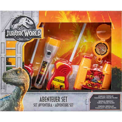 Jurassic World 2 - Adventureset 5 tlg.