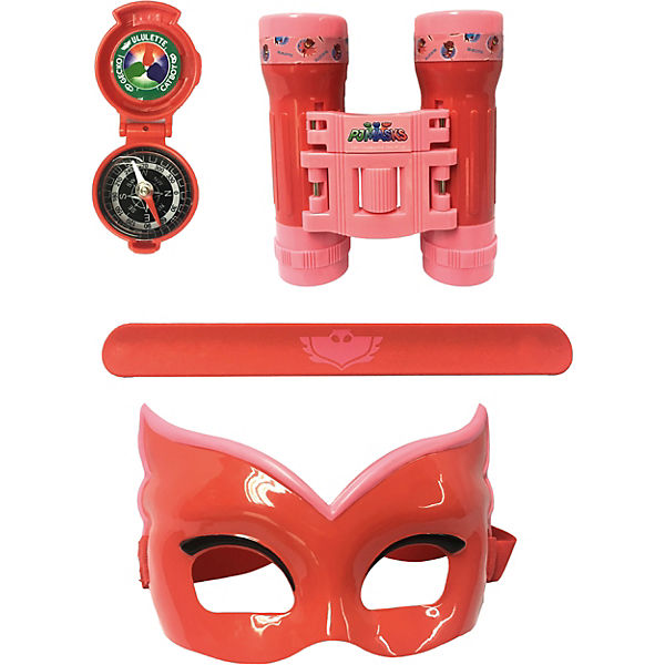 PJ Masks Eulette - Adventureset 4 teilig, PJ Masks