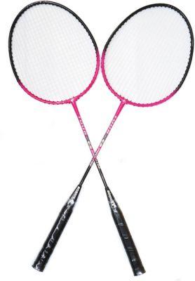Бадминтон X-Match, розовый