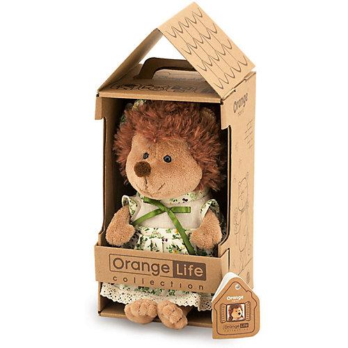 Мягкая игрушка Orange Life Ежинка Колючка: Лето в Провансе, 25 см от Orange