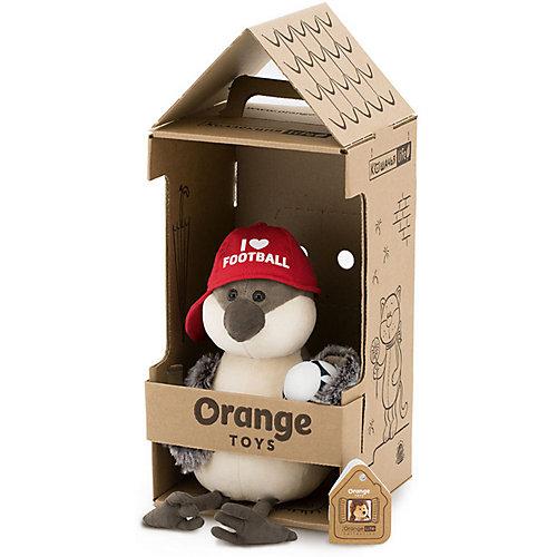 Мягкая игрушка Orange Life Воробей Чирик: Футбол, 20 см от Orange