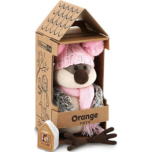 Мягкая игрушка Orange Life Воробей: Весёлая шапка, 20 см