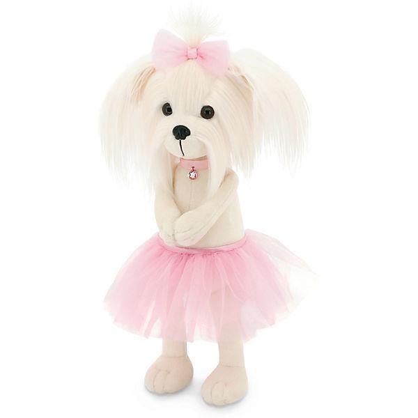 Мягкая игрушка Orange Lucky Doggy Собака Mimi: Розочка, 37 см