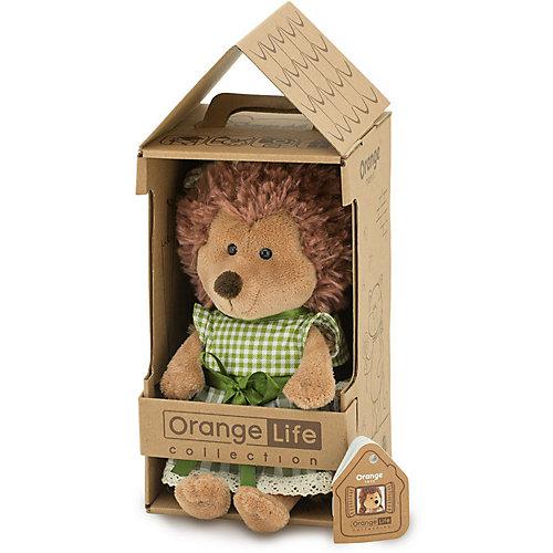 Мягкая игрушка Orange Life Ежинка Колючка: Летний стиль, 25 см от Orange