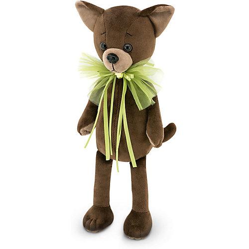 Мягкая игрушка Orange Lucky Doggy Собака Alex: Весёлый бант, 37 см от Orange