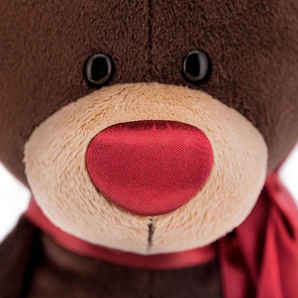 "Мягкая игрушка Orange ""Choco&Milk"" Медвежонок Choco стоячий, 25 см"