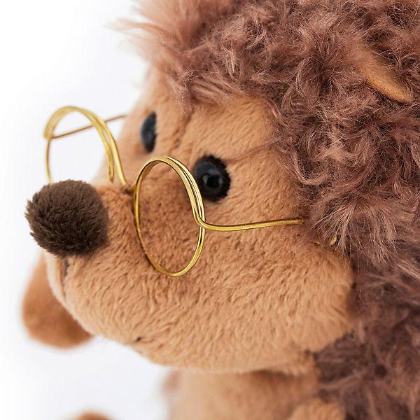 Мягкая игрушка Orange Life Ёжик Колюнчик в очках, 26 см