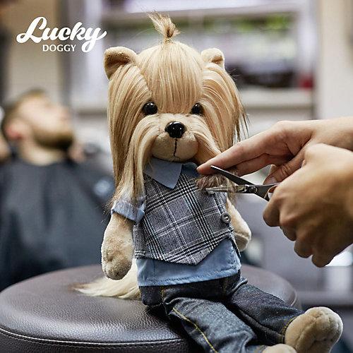 Мягкая игрушка Orange Lucky Doggy Собака Andy: Хипстер, 37 см от Orange