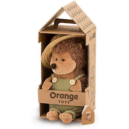 Мягкая игрушка Orange Life Ёжик Колюнчик: Дачник, 25 см от Orange