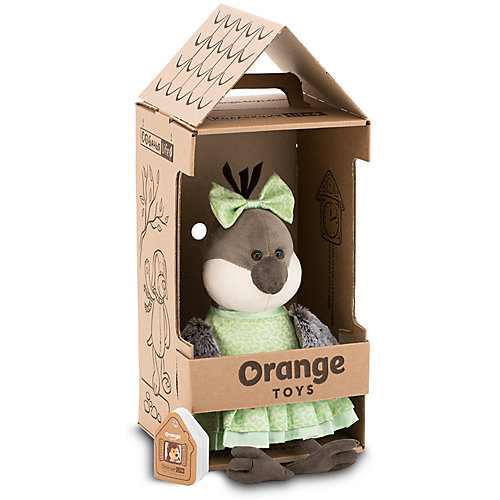 Мягкая игрушка Orange Life Воробьишка Грэйс: Авокадо, 20 см от Orange