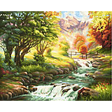 "Картина по номерам Schipper ""Горная река"" 40х50 см"