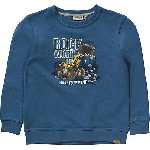 Sweatshirt , Bagger Gr. 128/134 Jungen Kinder | 04054432919689