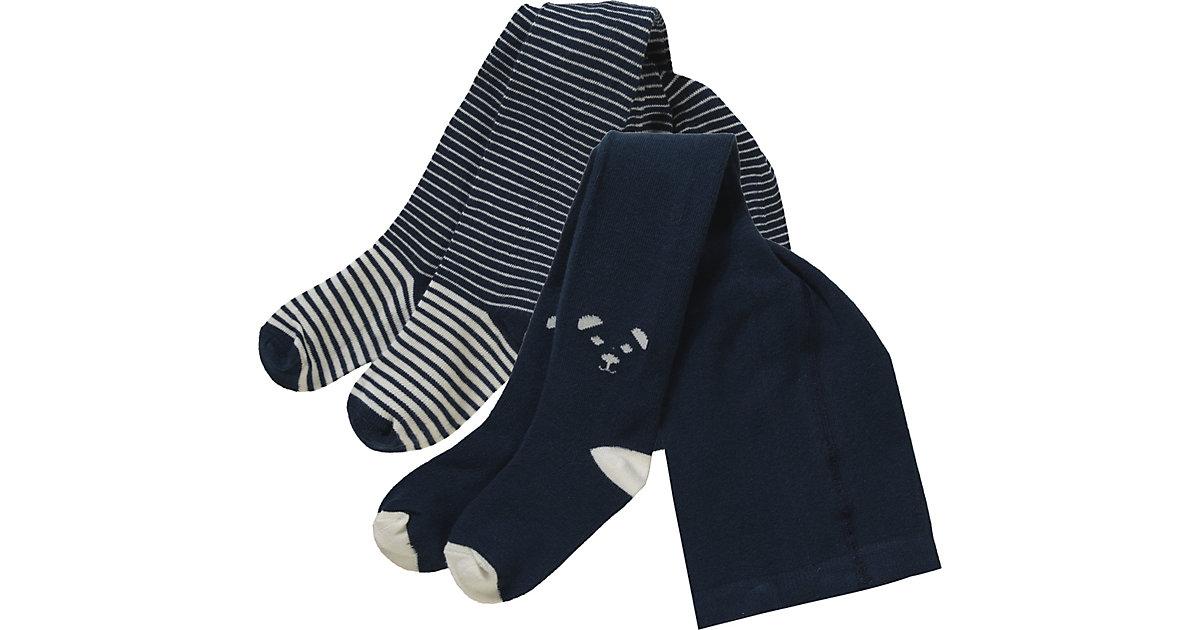JACKY · Baby Strickstrumpfhosen Doppelpack Gr. 62/68