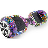 Гироскутер Hoverbot A-3 Light (purple multicolor)
