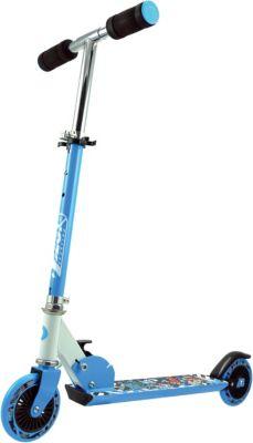 Scooter 125 blau