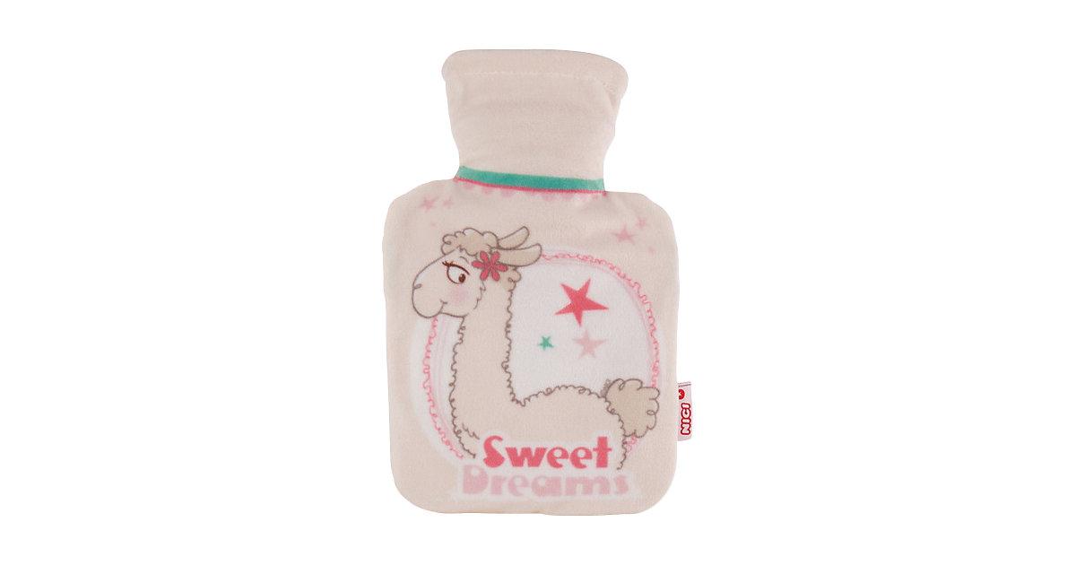 NICI · Wärmflasche Dalia Lama Coral Fleece (42254)